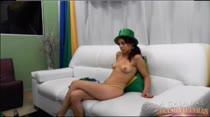 Natasha vibrou na vitória do Brasil! Confira!